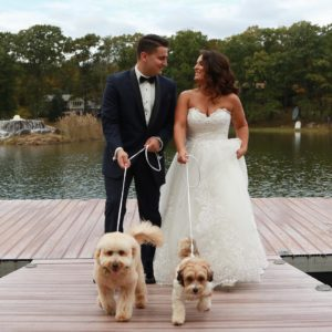 Tips for Having Your Pup in Your Wedding