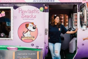 Meet the First Mobile Dog Barkery in Dallas