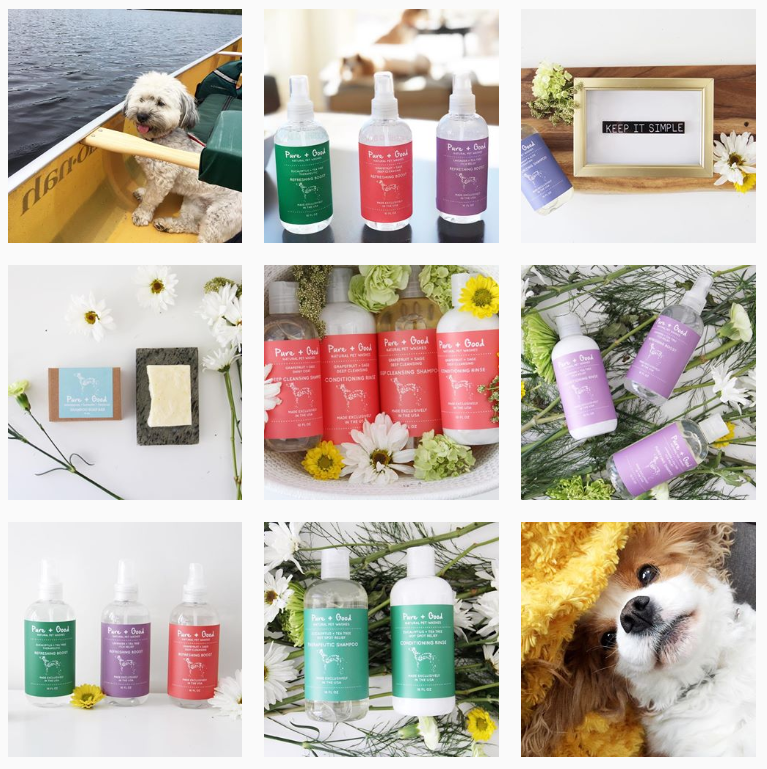 Pure + Good : Products Pure for Your Pet and Good for the Soul