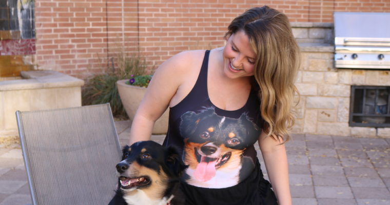 Get Your Dog on… A Bathing Suit
