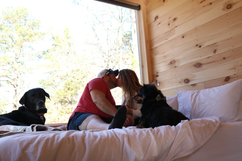 Our Dog-Friendly Getaway with Getaway House